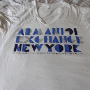 Armani Exchange V-Neck